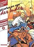 Barbe-Rouge - Intégrale, tome 10 : Pirates en mer des Indes