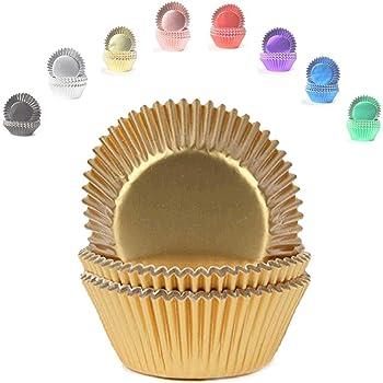 Muffin Cupcake Pappbecher Liner Cake Decor Party Tray Kuchenform Küchenzubehör