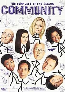 Community: Season 3 [DVD] [Region 1] [US Import] [NTSC]