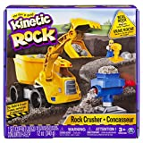 Spin Master 6033177 - Kinetic Sand - Rock Crusher Playset (340 g)