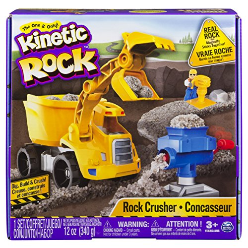 Kinetic Rock 6033177 - Playset Cantiere