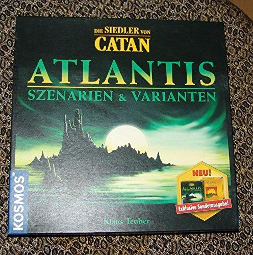 Catan – Erweiterung Atlantis