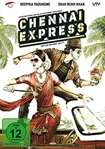 Chennai Express [Special Edition] [2 DVDs]