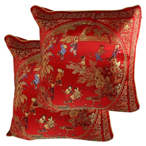 Chinese Cushion Covers