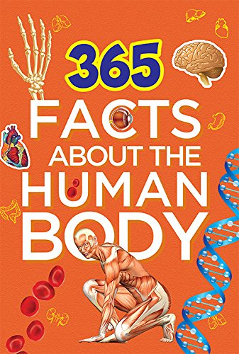 Om Books International 365 Facts About The Human Body [Hardcover]