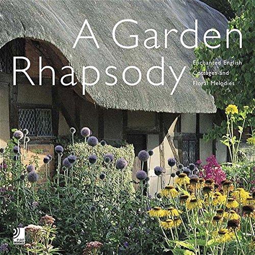 A Garden Rhapsody, Fotobildband inkl. 4 Musik CDs (earBOOK) - Fotografie Cottage