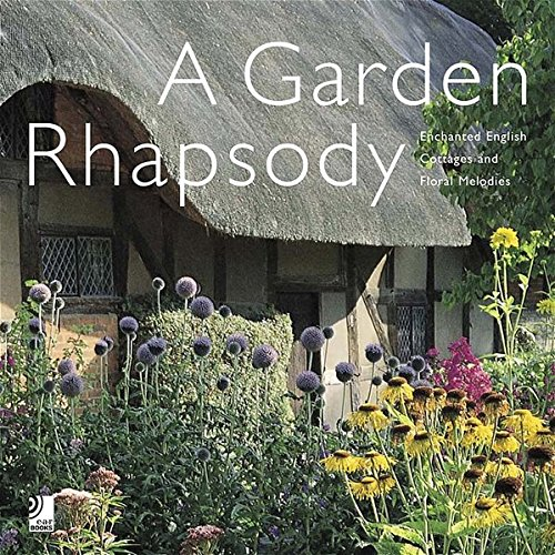 A Garden Rhapsody, Fotobildband inkl. 4 Musik CDs (earBOOK) (Fleur Music Box)