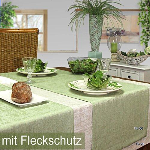 sander TABLE + HOME Tischdecke, Polyester, weiß(30), 135x170