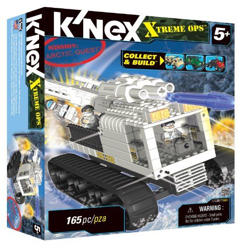 K'NEX Collect & Build Xtreme Ops Mission: Arctic Quest