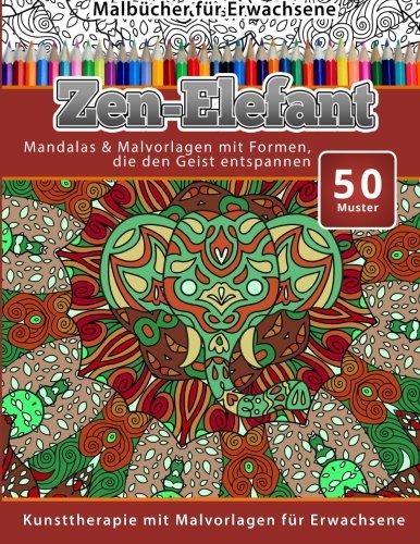 malbucher-fur-erwachsene-zen-elefant-mandalas-malvorlagen-mit-formen-die-den-geist-entspannen