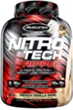Muscletech Performance Series Nitrotech Ripped (Pre & Post-Workout, 30g Protein, 0 Creatine, 250g CLA, 200mg C…