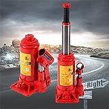 Martinetto idraulico Jack bottiglia,2T/3T/5T/8T (3T)