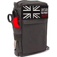 Limitless Equipment Alpha First Aid Kit Trousse de Premiers Secours: IFAK pour Les Militaires, Le Camping, Les…
