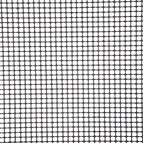 IN THE DISTANCE 1 Stücke Nonstick Glasfaser BBQ Grill Matte Grillen Pad Churrasco Grill Topper Mesh Net Outdoor Camping Picknicks Werkzeuge (Color : Silver) -