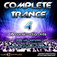 Complete Trance Vol. 4-10 Advanced Trance Construction Kits [Download]