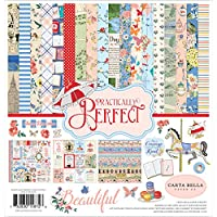 Carta Bella Paper Practically Perfect Collection Kit