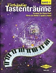 Vierhändige Tastenträume Band 1 - 25 Klavierstücke