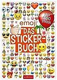 emoji - Das Stickerbuch: Mit 800 Stickern (Mein Stickerbuch) Test
