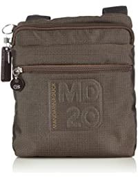 Mandarina Duck Womens 14116Mm3024 Cross-Body Bag Brown Size: 20X24X3