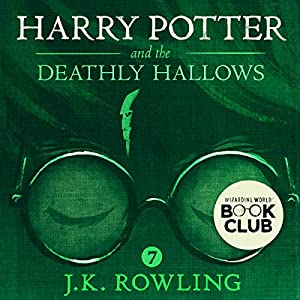 harry potter and the deathly hallows book 7 audio