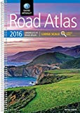 Rand McNally Large Scale Road Atlas United States 2016 (Rand Mcnally Large Scale Road Atlas USA)