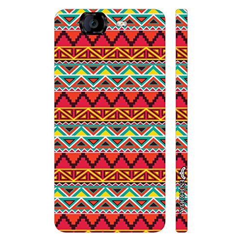 Enthopia Designer Hardshell Case Wild one Back Cover for Micromax Canvas Knight A350  available at amazon for Rs.95