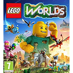 Lego Worlds - PC 18 spesavip