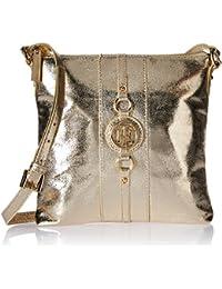 Tommy Hilfiger Crossbody Bag For Women Jaden Metallic