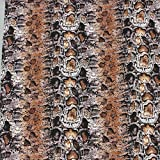 kawenSTOFFE Slinkyjersey Jerseystoff Stretch Reptil