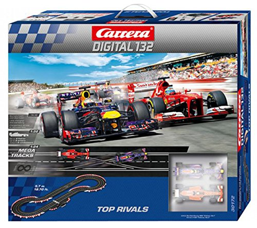 Carrera Digital 132 - 20030172 - Circuit - Top Rivals