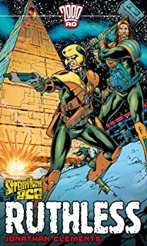 Strontium Dog #3: Ruthless by [Clements, Jonathan]