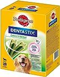 Pedigree DentaStix Daily Fresh Zahnpflegesnack für Hunde – Hundeleckerli mit Aktivwirkstoffen für jeden Tag – Für gesunde Zähne und einen frischen Atem, verschiedene Größen