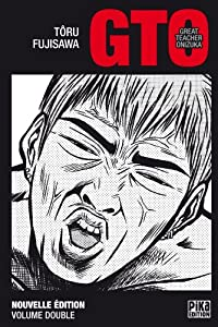 GTO : Great Teacher Onizuka Edition double Tome 3
