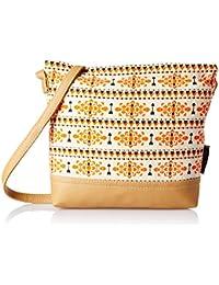 Kanvas Katha Women Sling Bag (Multicolor)(KKSAMZAUG002)