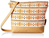 #7: Kanvas Katha  Women's Sling Bag (Multi color) (KKSAMZAUG002)