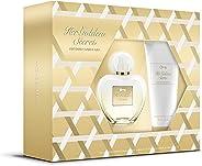 Antonio Banderas Her Golden Secret Eau de Toilette, 80ml and Body Lotion, 75ml
