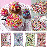 Fake Schokolade Donuts mit Sprinkles 100g Colorful Fake - Best Reviews Guide