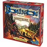 Rio Grande Games 22501408 - Dominion Erweiterung, Abenteuer