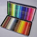 Caran d'ache Crayons couleurs PABLO Boite Métal de 80 couleurs