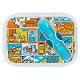India in a Box Lunch Box