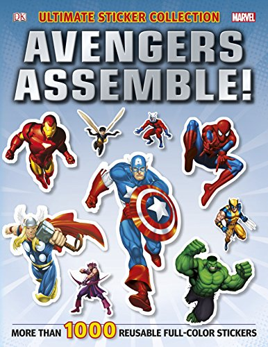 Ultimate Sticker Collection: Marvel Avengers: Avengers Assemble! (Ultimate Sticker Collections) (Avengers Ultimate Collection)