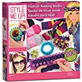 Hello Kitty Style Me Up Fashion Knitting...