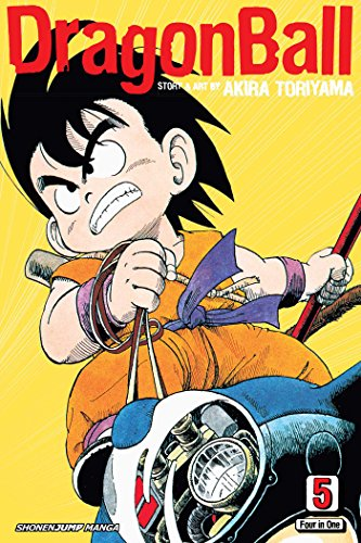 DRAGON BALL VIZBIG ED TP VOL 05 (C: 1-0-0) (Dragon Ball Vizbig Editions)