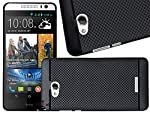 What matters most for your HTC Desire 616 Dual Sim is its Protection from dust & damage, this Back cover does it in the easiest possible way. This Case completely protects your phone without hindering its original look. The high Quality Dotted Si...