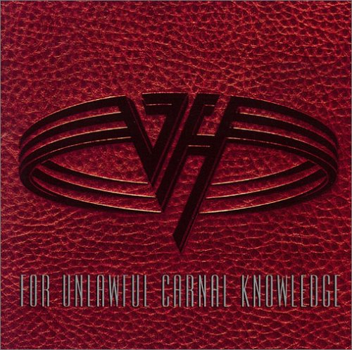Van Halen [Re-Issue]: For Unlawful Carnal Knowledge (Audio CD)