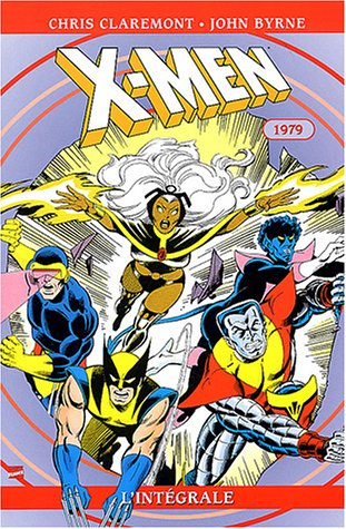 X-Men : L'intégrale 1979, tome 3 par Chris Claremont