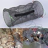 4 New Crab Crayfish Lobster Catcher Pot Trap Fish Net EEL Prawn Shrimp