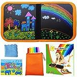 PHYLES Livre de Dessin pour Enfants, La Nouvelle Ardoise Magique avec Accessoires, Jouets Éducatifs pour Garçons et Filles