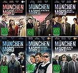 München Mord 6 Filme Paket [6 DVDs]