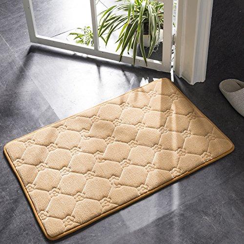 Fußabtreter saugfähige Matten, schlafzimmer, Küche, badezimmer, in der osmanen Wei badematte fußmatte foyer - - Badezimmer Gras-teppich